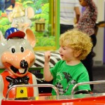 Chuck E Cheese Fun!