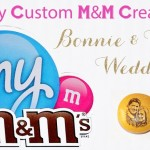My M&M's Wedding Creation #MC